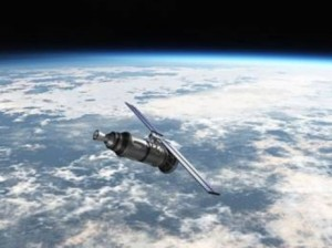 first_space_satellite