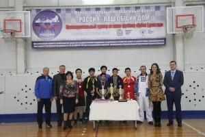 межнациональный турнир в Самаре-14