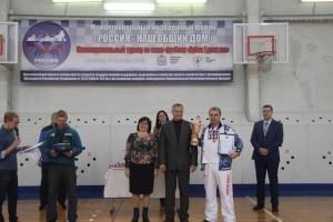 межнациональный турнир в Самаре-15