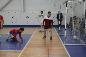 межнациональный турнир в Самаре-7