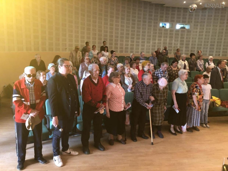 В Центре для пожилых в Переделкино прошел концерт, посвященный российско-турецкой дружбе. ФАН-ТВ