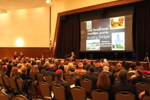 презентация Азербайджана в синагоге Лос Анджелеса 2