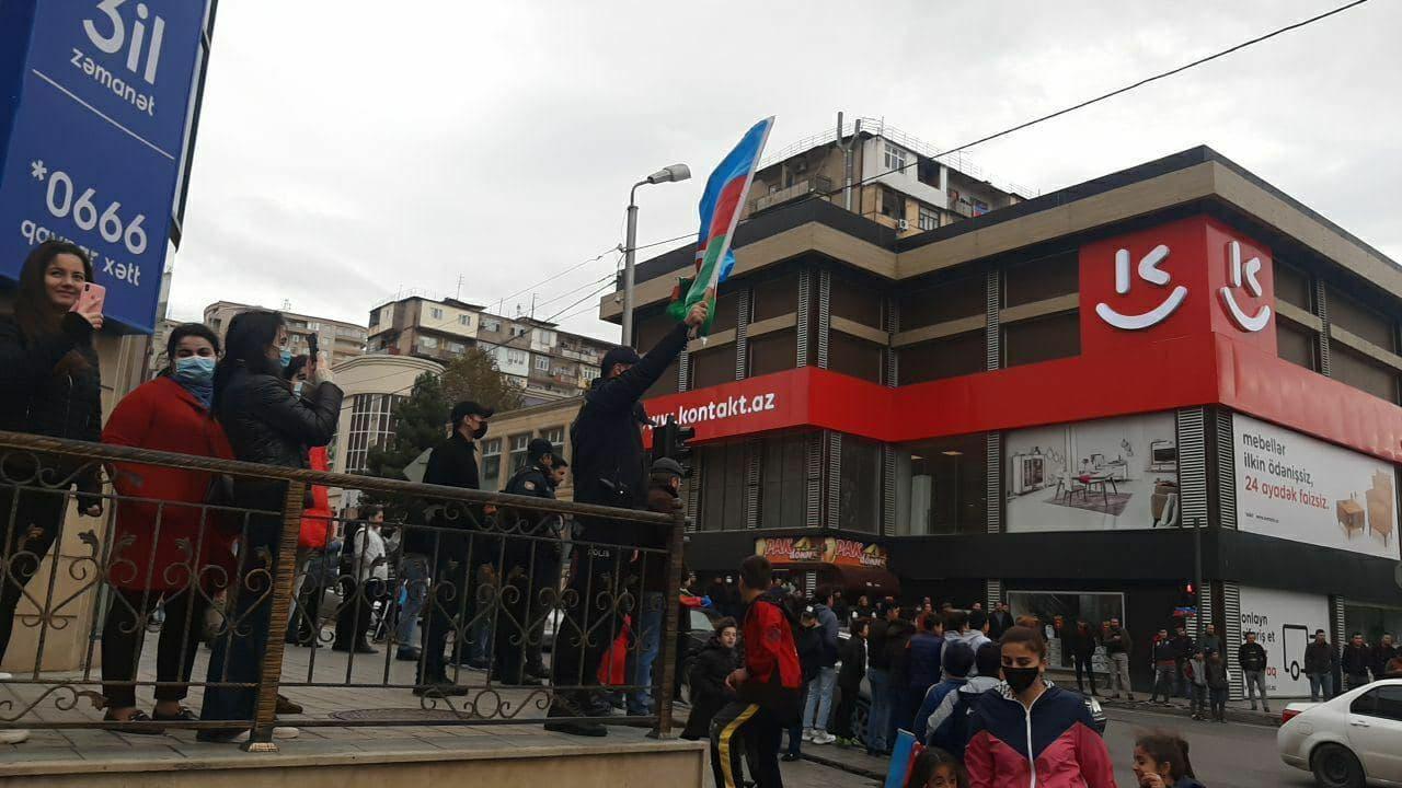 Азербайджанский народ отмечает освобождение города Шуша от армянской оккупации (ФОТО/ВИДЕО) - Gallery Image