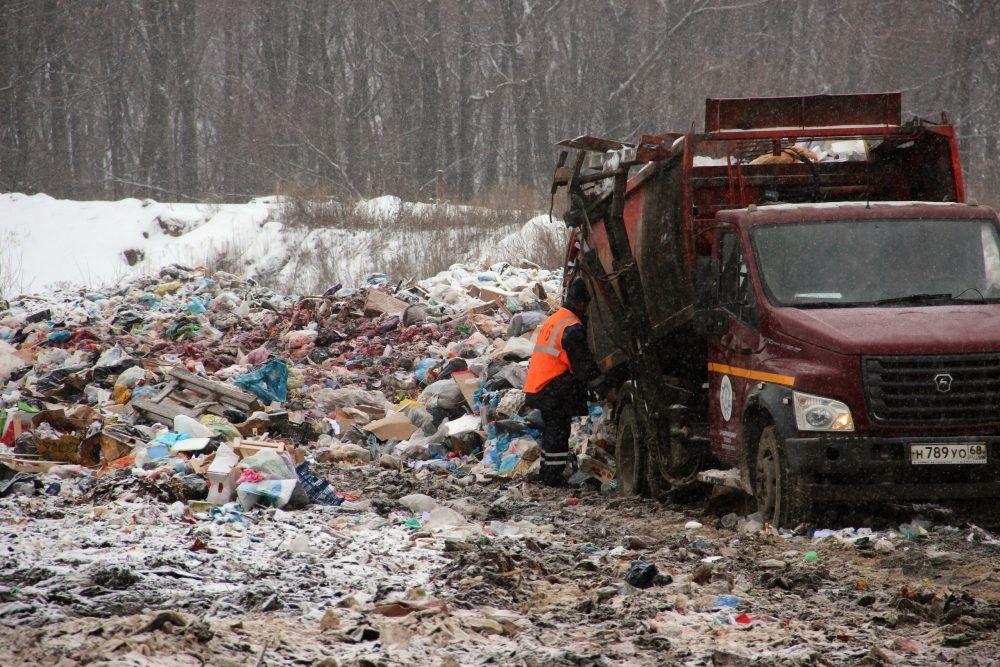 «Бастион» мусорных дельцов Тамбовского масштаба противостоит жителям области - фото 5