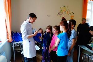 в клинике педиатрии на кафедре детской эндокринологии-2